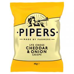 Chips oignon & cheddar